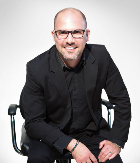 Robert Amado, Creative Director of Amado Salon